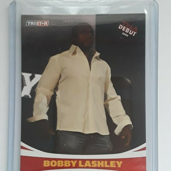 Bobby Lashley 2009 Tristar TNA Impact Rookie Debut